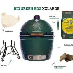 Big Green Egg Keramikgrill XXLarge Starter Set