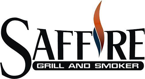 Dies ist das Logo von Saffire Keramik Grills